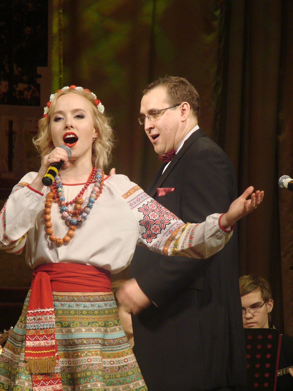 Лейся, песня русская!