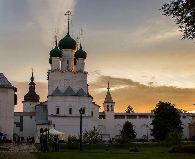 Музейная пятница в Ростовском кремле