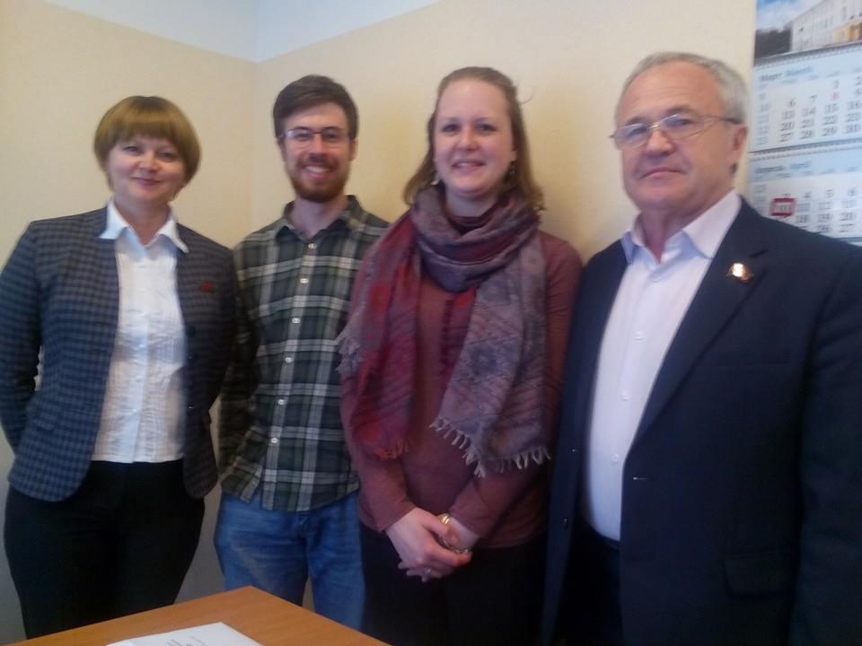 Депутаты от КПРФ встретились со студентами из США