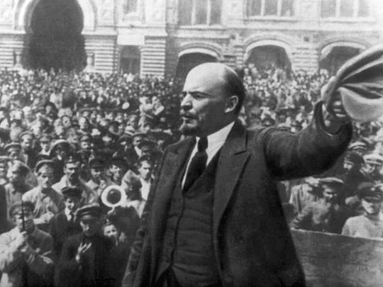 Хроника семнадцатого года: 16 (3) апреля — прибытие Ленина в Петроград.