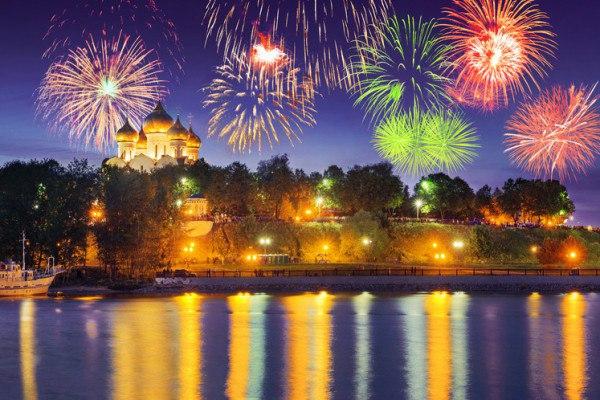 День города в Ярославле
