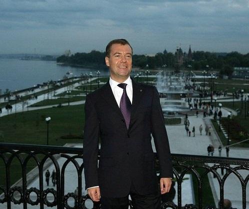Дмитрий Медведев приедет в Ярославль