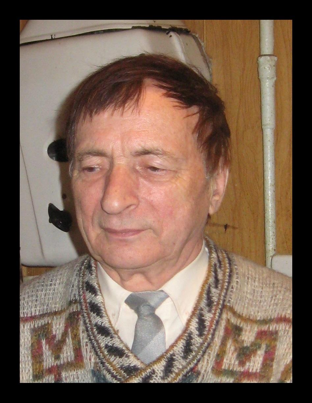 Не стало писателя Юрия Оловянова