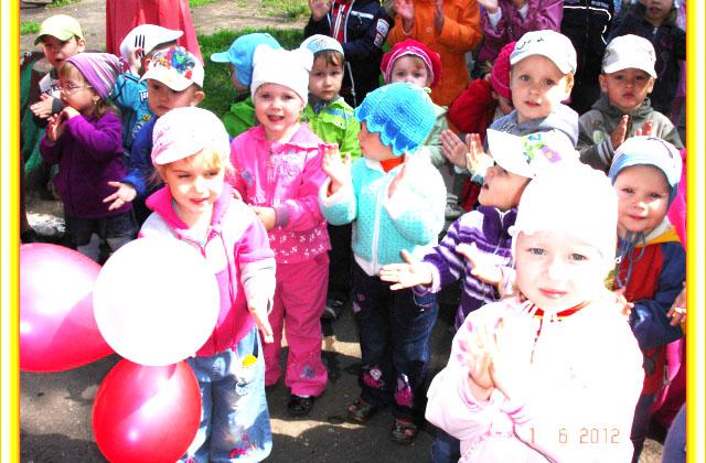 Мир защиты детей