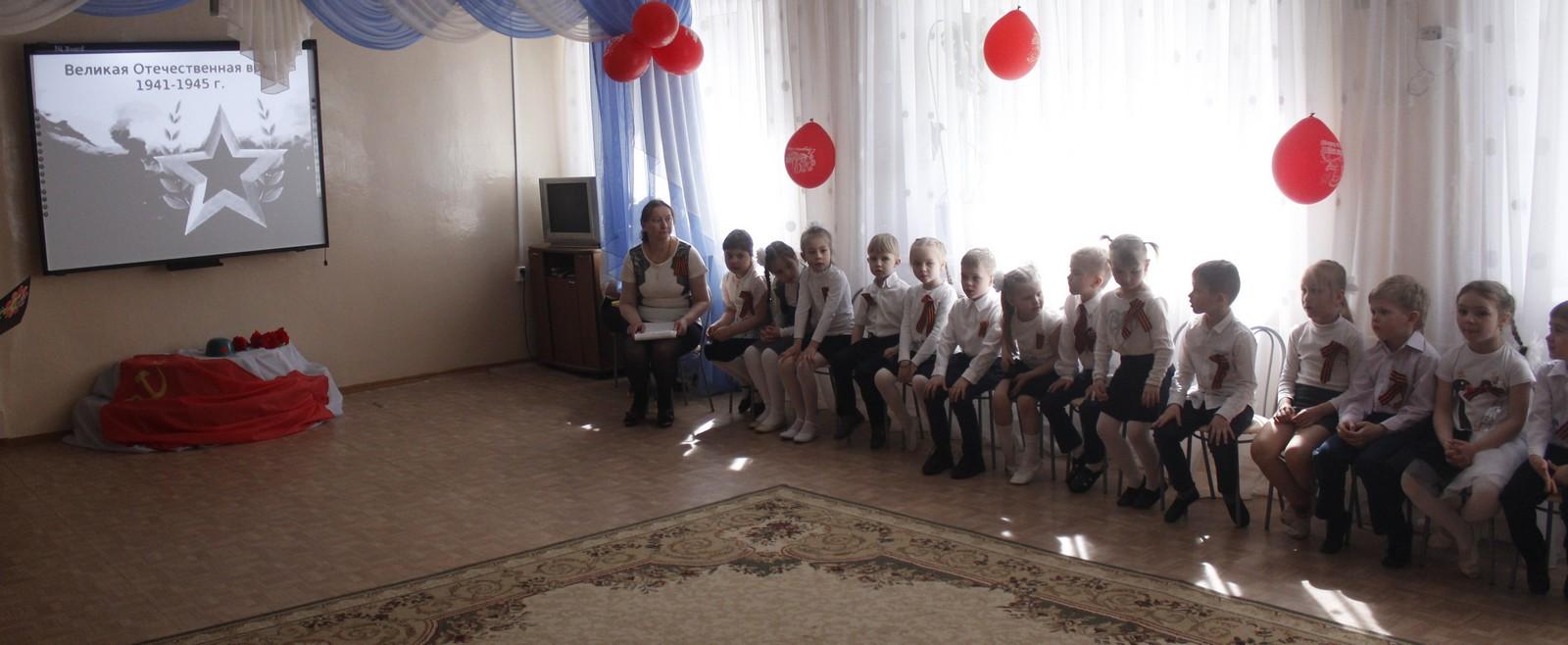 В детском саду №192 прошёл вечер памяти ветеранов (фоторепортаж)
