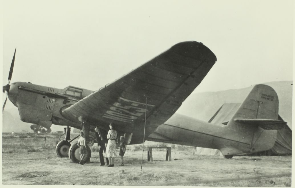 Восемьдесят лет полёту Чкалова