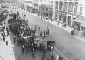 Июльская демонстрация в Петрограде