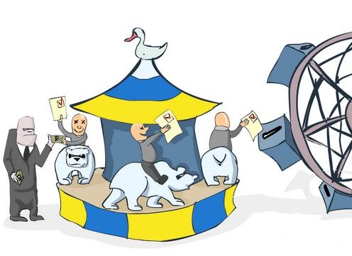 За «карусели» на выборах до пяти лет тюрьмы