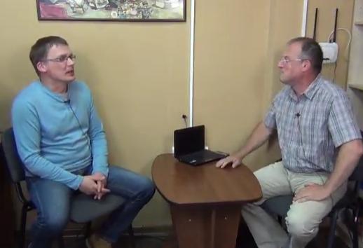 Почему Антон Голицын выбрал КПРФ (видео)