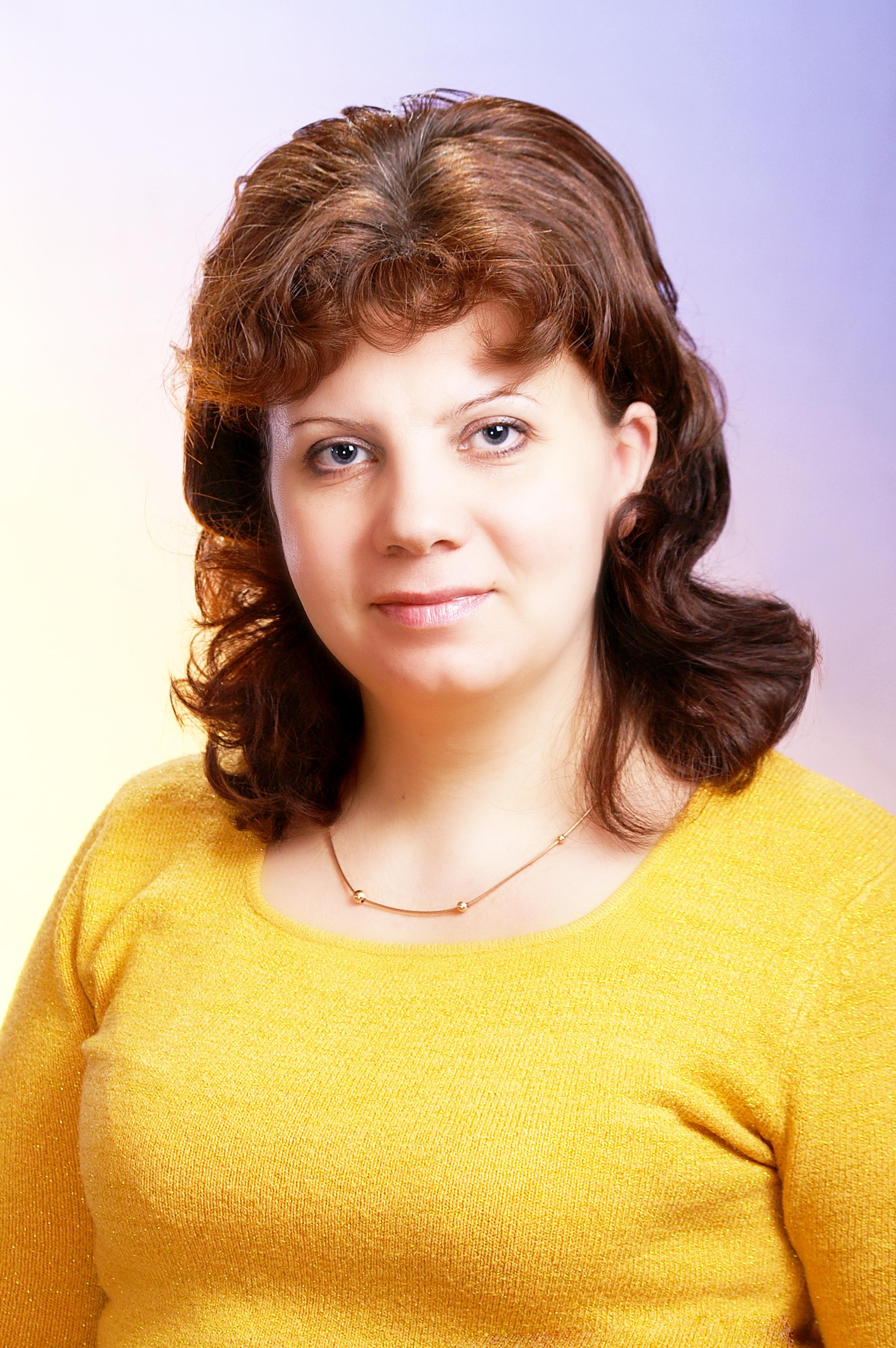 Старший воспитатель детского сада № 192 г. Ярославля Елена Горбунова.
