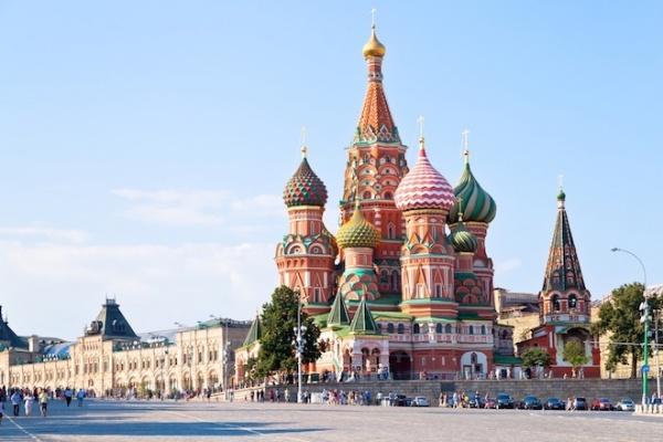 Нарисуй Москву
