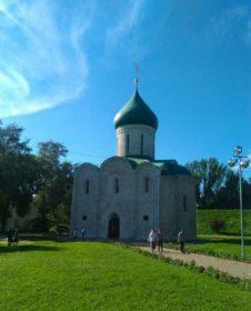 Переславль собор-1