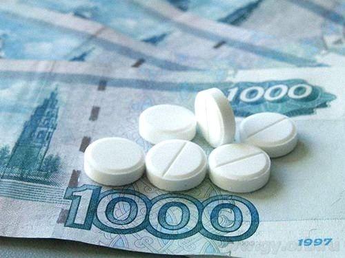 Цены на лекарства опережают инфляцию