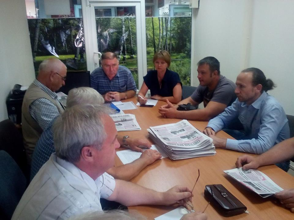 Коммунисты обсудили ход выборной кампании