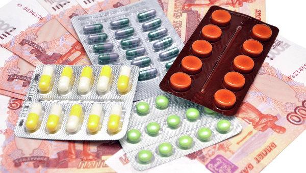 Будут штрафовать за завышение цен на жизненно важные лекарства