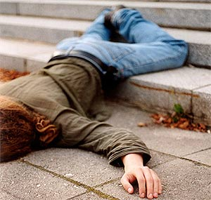 70% смертей среди молодых мужчин на Дальнем Востоке связаны с пьянством