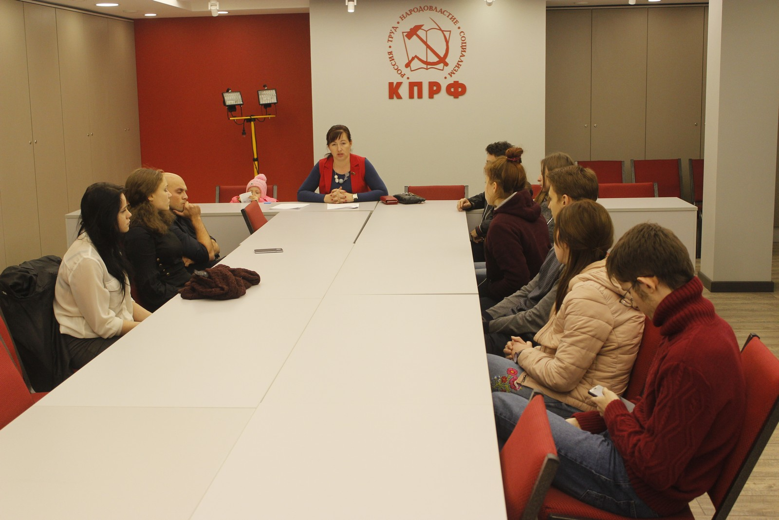 Ярославские комсомольцы обсудили ближайшие задачи