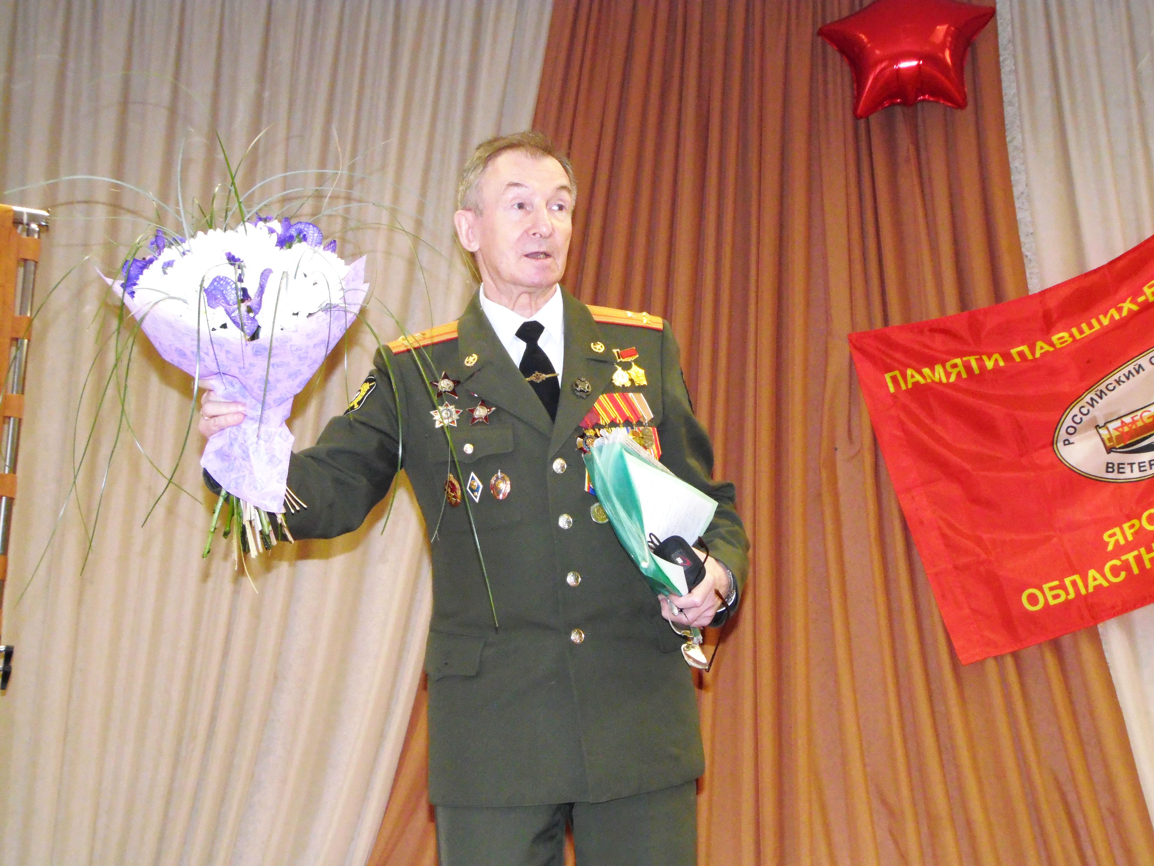 Успех ярославского поэта