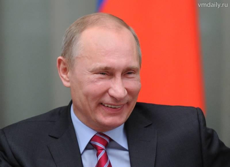 Путин обрадовался несуществующему росту доходов населения