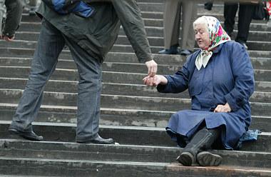 Посчитали бедных в России