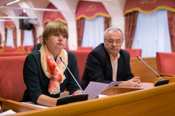 Е.Д.Кузнецова и А.В.Воробьев