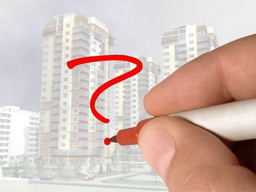 Информацию о строительстве многоквартирного дома приходится запрещать