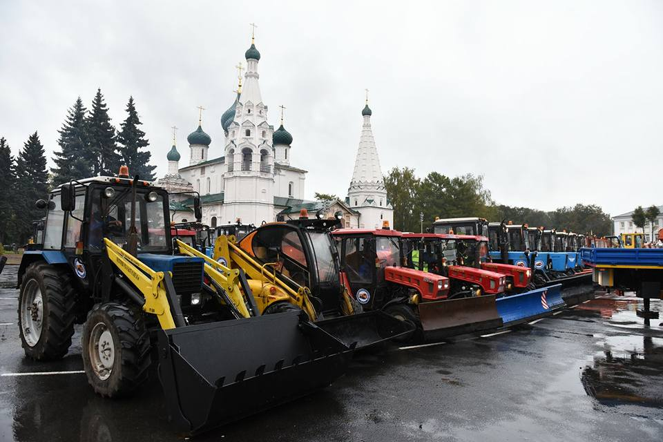 Ярмарка тщеславия по-ярославски