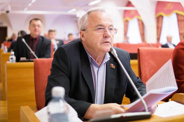 Александр Воробьев о проекте областного бюджета на 2018 год