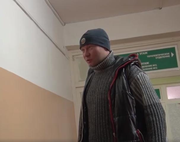 Устроивший стрельбу в больнице заключен под стражу