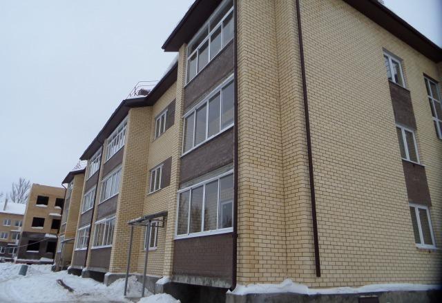 Десятки дольщиков из Рыбинска не могут получить ни квартиру, ни деньги