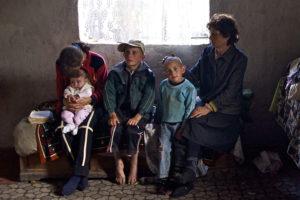 бедные семьи