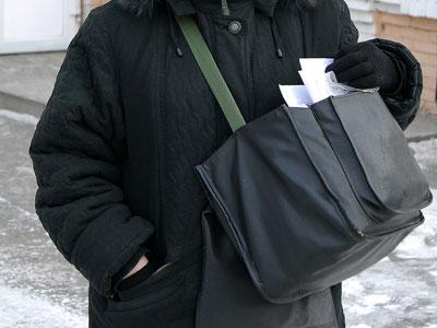 Почтальон обманула 20 пенсионеров