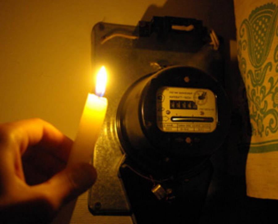 904 абонента остались без света