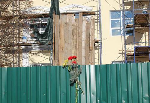 В Переславле-Залесском сломан памятник Ленину