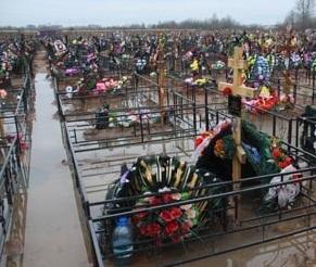 «Решили вместе», что Осташинское кладбище переполнено