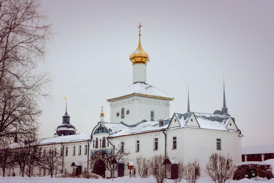 30 лет со дня возрождения монастыря