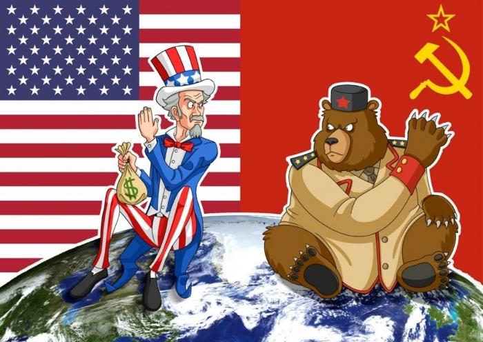 Россия и США вступили в период, сопоставимый с холодной войной