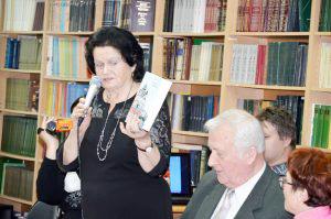 Вечер памяти писателя В.А. Замыслова