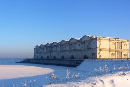 Большая вода подтопит Рыбинск и Ярославль