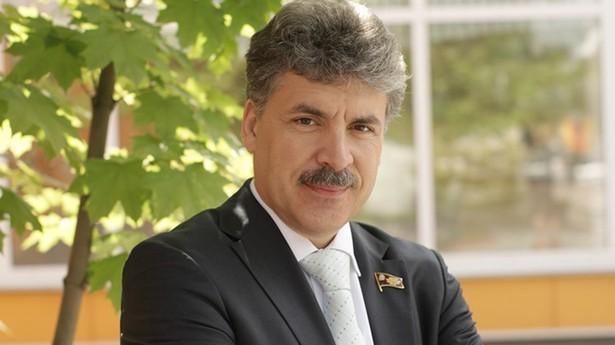 Павел Грудинин — наш кандидат!