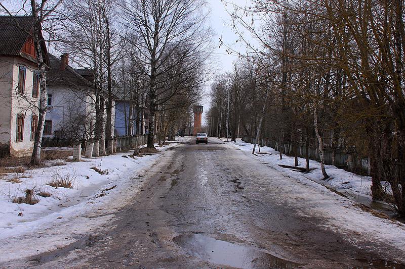 Замерзают в Октябре