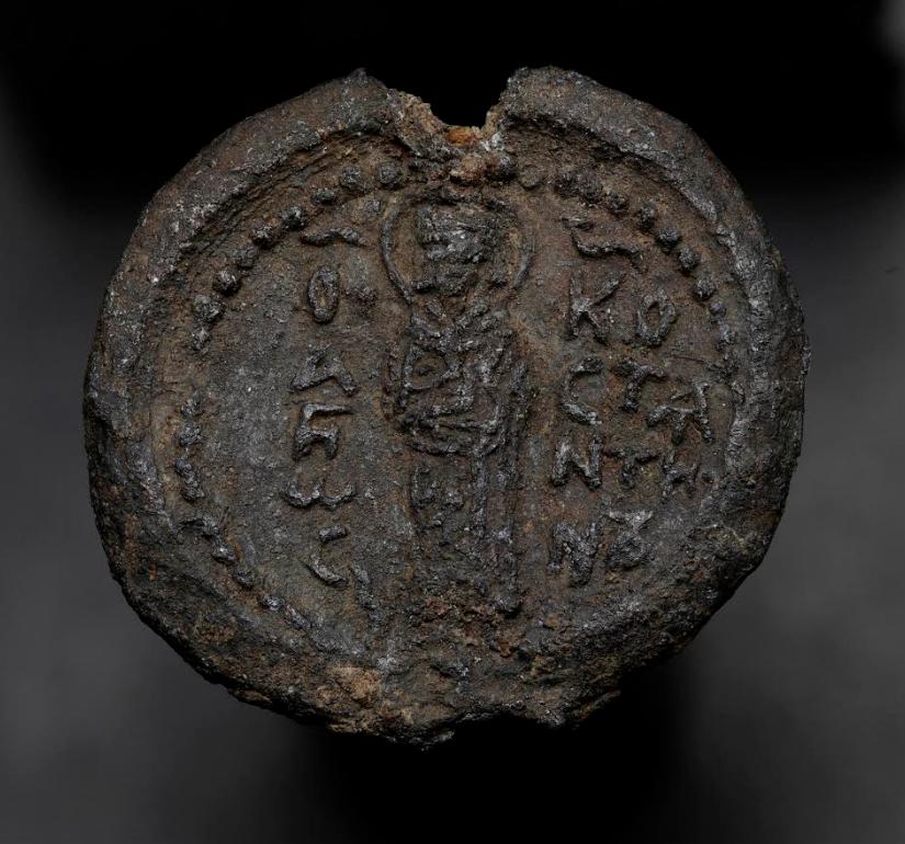 В Ярославле найдены печать княгини и остатки княжеского дворца