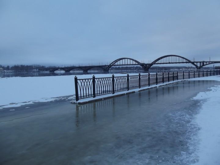 Потоп Рыбинск