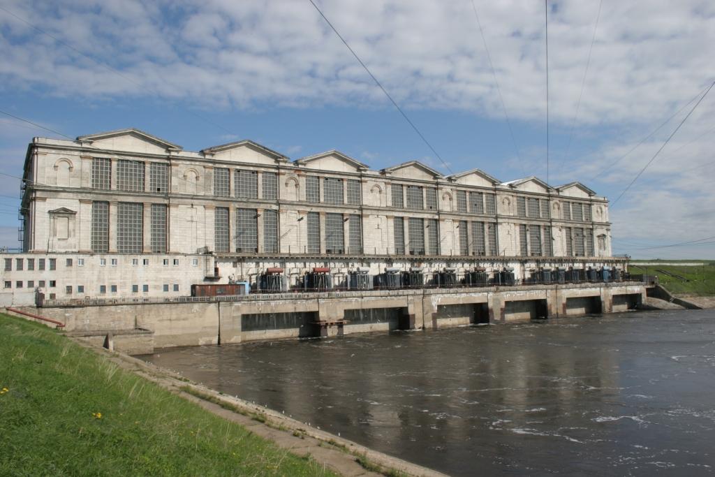 Остановлена Рыбинская ГЭС