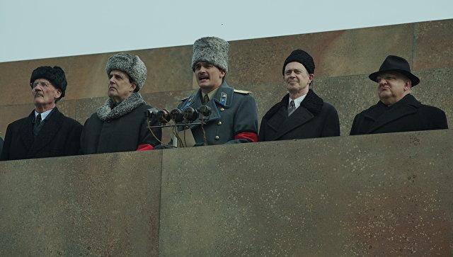Правнук Сталина назвал «нелюдями» авторов фильма «Смерть Сталина»