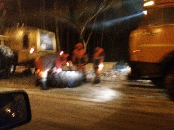 Ярославские дороги опасны для любых машин