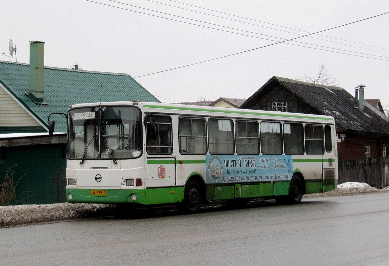 Рыбинский автобусный парк сильно изношен. Денег на обновление нет