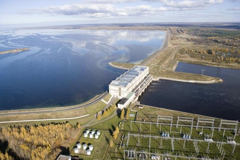 Строительство Рыбинского водохранилища – великий подвиг советского народа