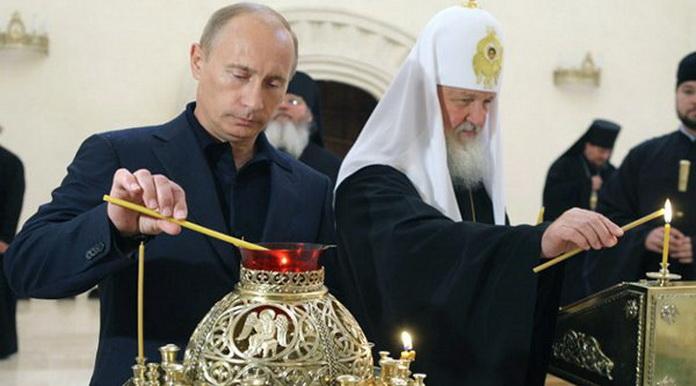 Что за вера, которая рухнет без Путина?