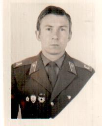 Рядовой Е.Гусев